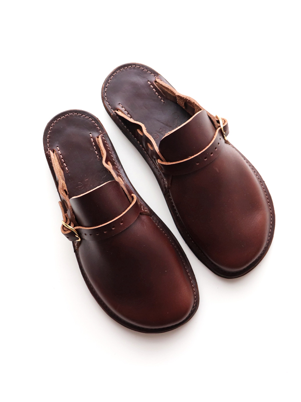 Fernand Footwear Clog -Brown