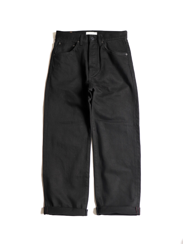 HATSKI Straight Denim -Dyed