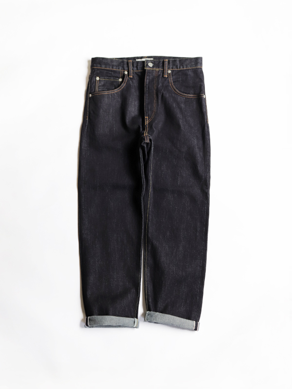HATSKI Regular Tapered Denim -One Wash