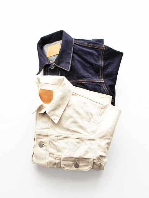 HATSKI 2Pocket Denim Jacket