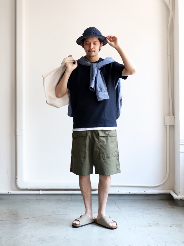 orSlow US Army Shorts Ripstop -ナイモノねだり