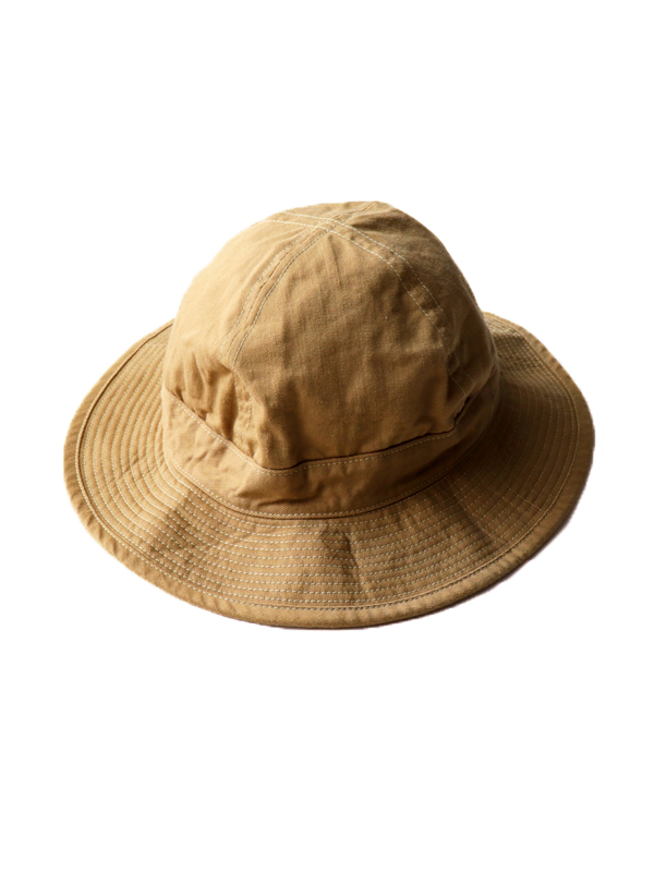 orSlow US NAVY HAT -Khaki
