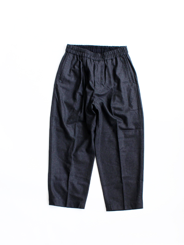 HAVERSACK Wool Cashmere Easy Wide Pants
