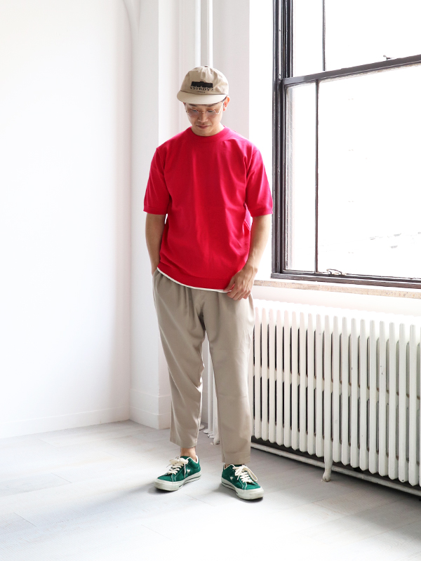 maillot mature Cotton Fit Tee (コットンフィットTEE) MAK-19173