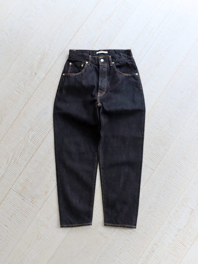 HATSKI Loose Tapered 13.6oz Denim -One Wash