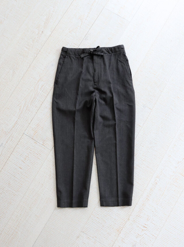 HATSKI Easy Summer Wool Slacks