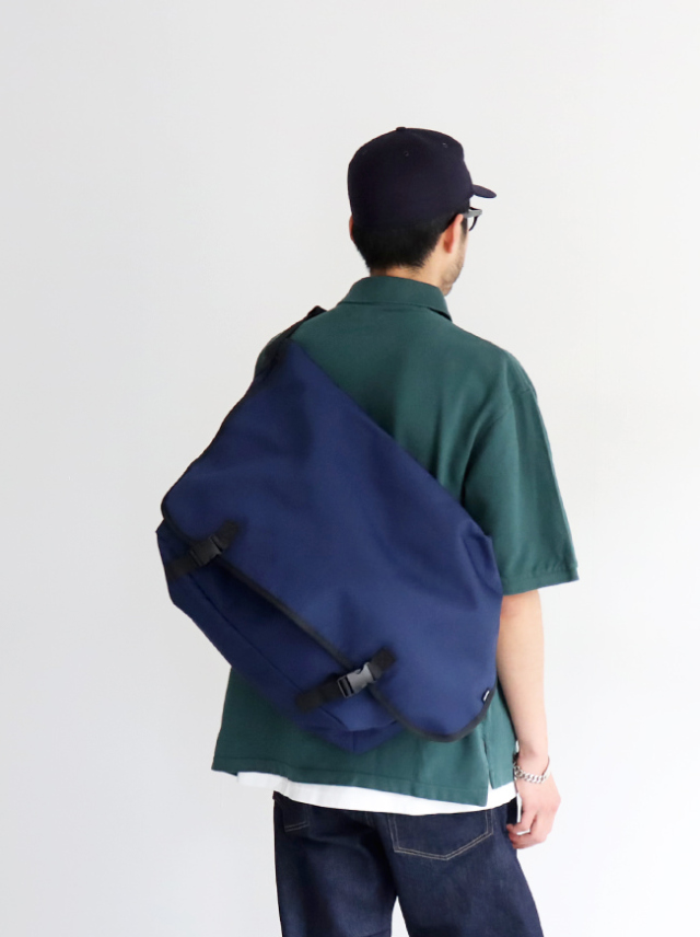 PACKING MESSENGER BAG