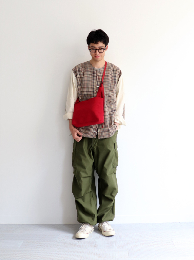 DEADSTOCK US ARMY M-65 PANTS