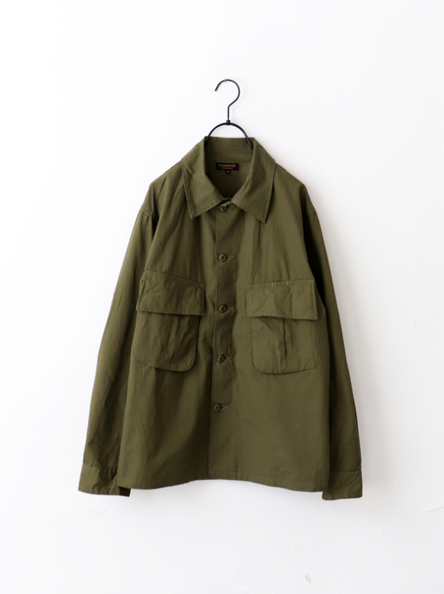 A Vontade Combat Tropical Short Jacket