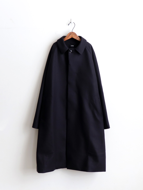 maillot mature Wool over coat  MAO-18220