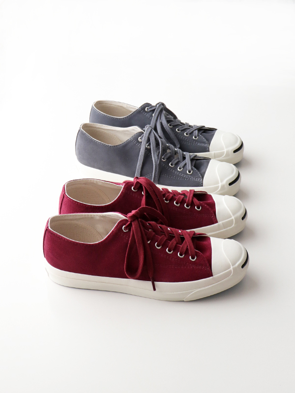 CONVERSE JACK PURCELL RET SUEDE