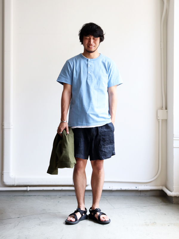 A Vontade 14/- BD TUBE Henlyneck S/S Tee
