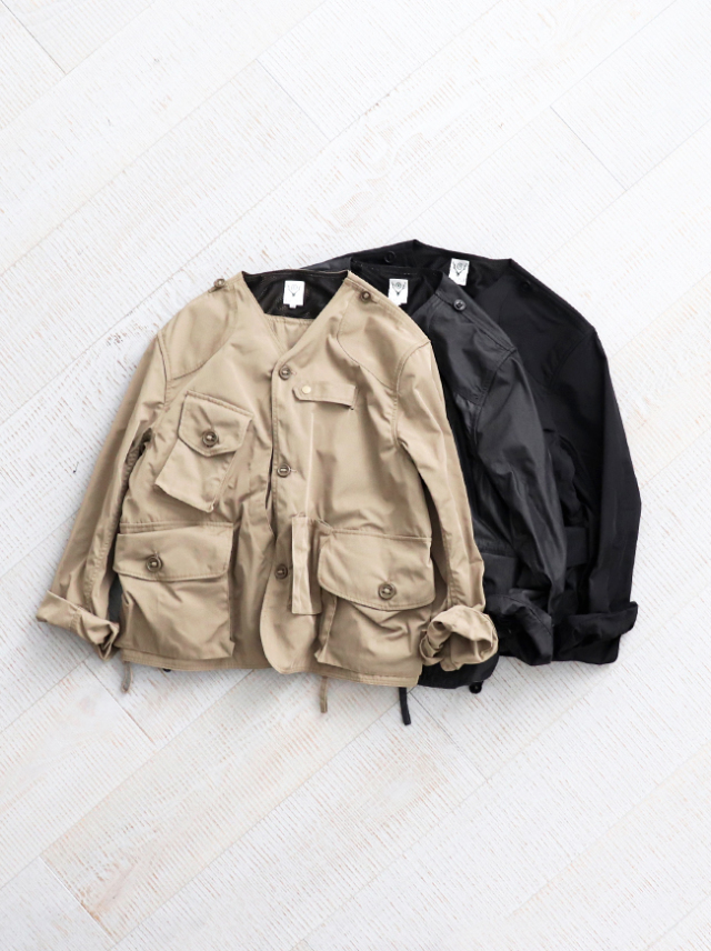 SOUTH2 WEST8 Tenkara Jacket - Poly Gabardine