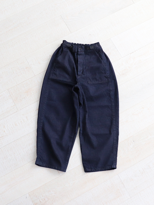 Ordinary fits JAMES PANTS -ONE WASH