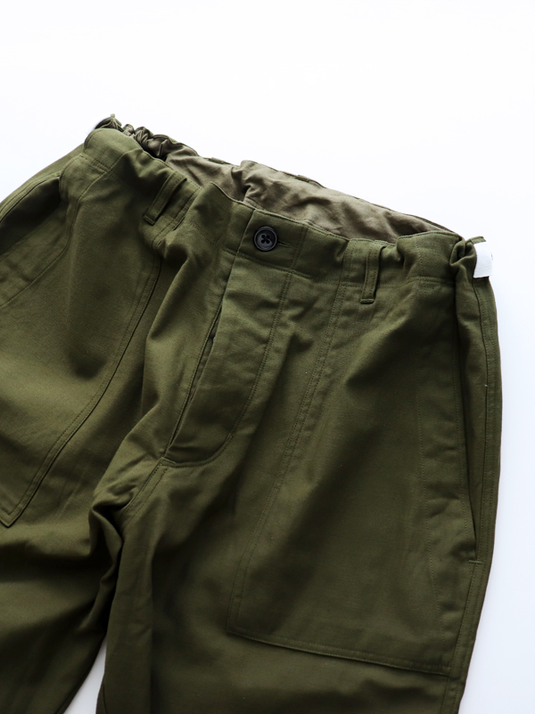maillot Military Cloth Easy Baker Pants MAP-16228