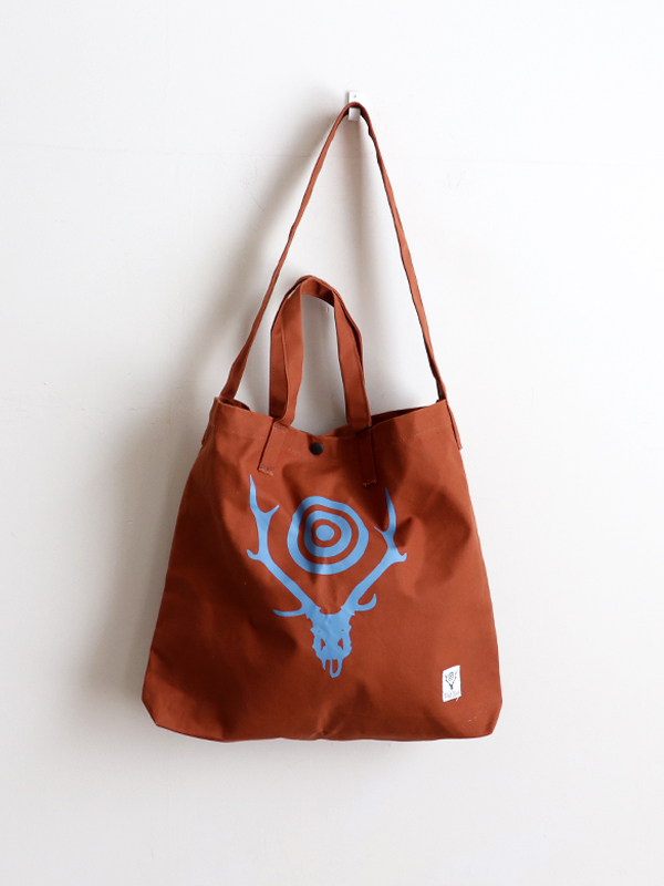 South2 West8 Grocey Bag -Skull&Target