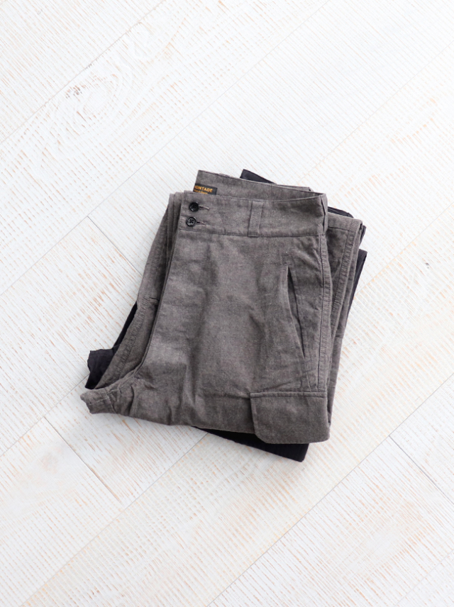 A Vontade 40's French Army Trousers