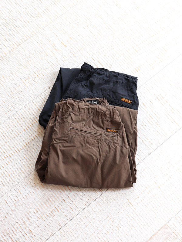 orSlow New Yorker Pants