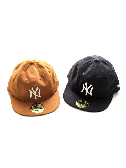 New Era ニューエラ 19TWENTY Base Ball Cap Duck
