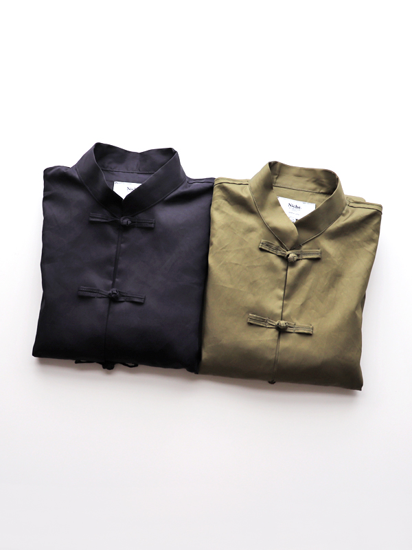 Niche. China Shirts Jacket