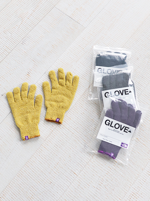 THE NORTH FACE PURPLE LABEL Field Knit Glove