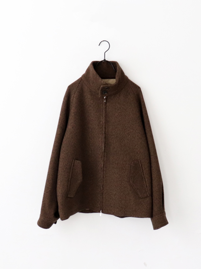 Phlannel Arles Wool Driving Blouson