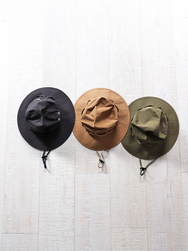 SOUTH2 WEST8 Jungle Hat - Wax Coating
