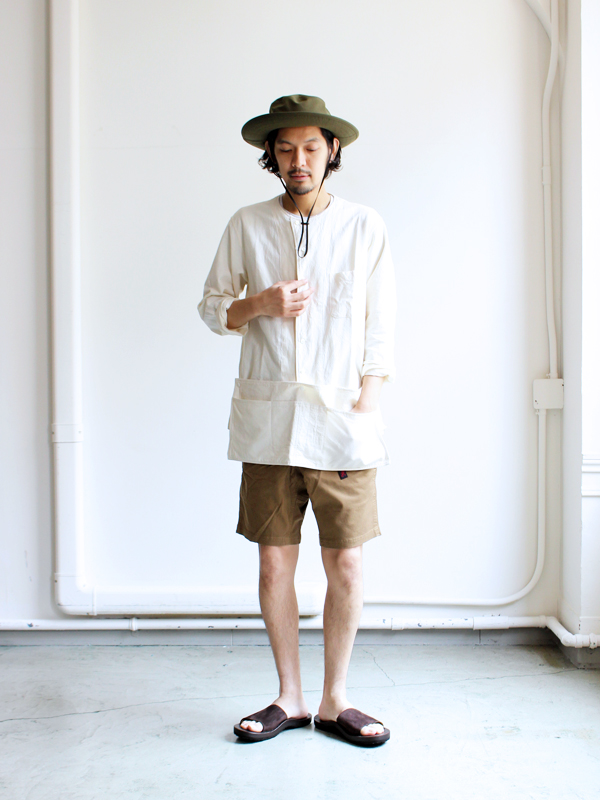 """LIFE TOURS Special Edition""""EEL × maillot"""" APRON SHIRT"""
