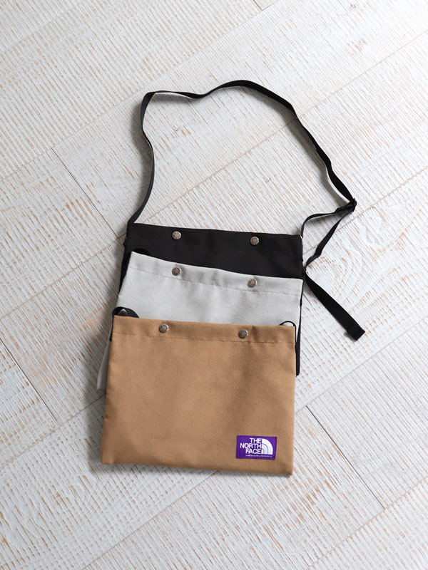 THE NORTH FACE PURPLE LABEL Suede Shoulder Bag