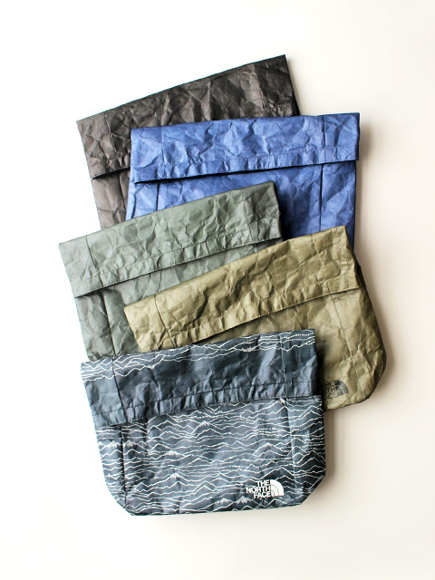 THE NORTH FACE ザノースフェイス  Tech Paper Roll Bag NM81722