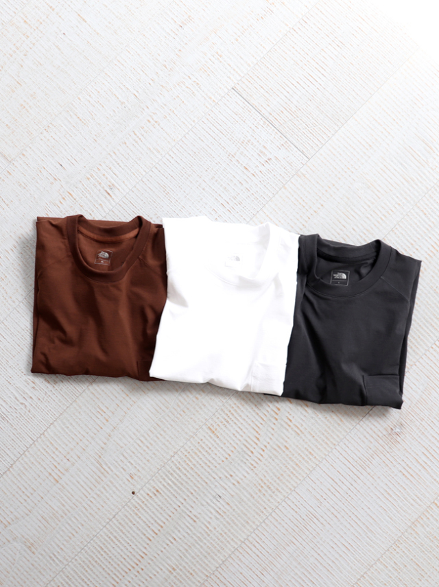 THE NORTH FACE L/S Airy Relax Tee