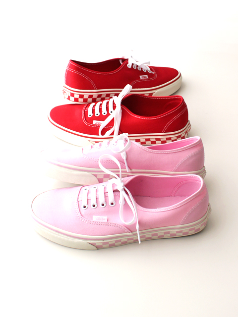 VANS AUTHENTIC -CHECKE