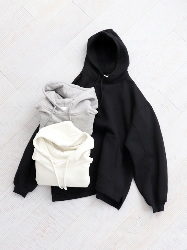 WELLDER Flutter Tail Hooded Pullover
