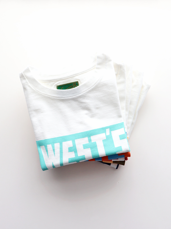 WESTOVERALLS WEST'S T-SHIRTS