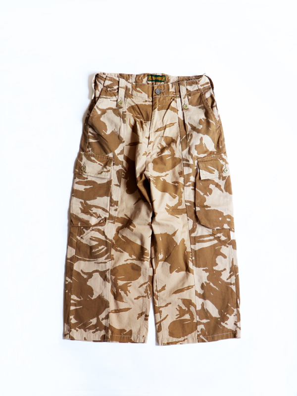 HURRAY HURRAY composition Remake Wide Cargo Pant