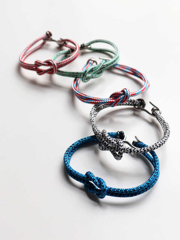 ANCHOR&CREW Rope Bracelets -FOYLE