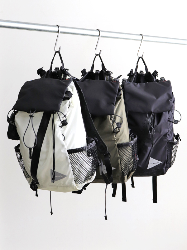 and wander  30L Back Pack