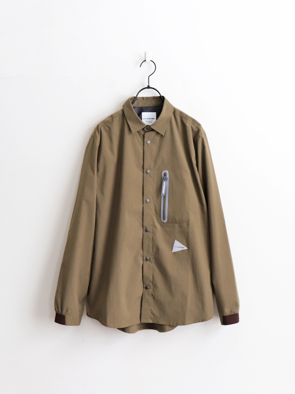 and wander  dry stretch shirt
