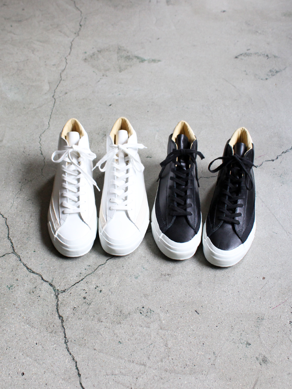 ASAHI BELTED HIGH LEATHER