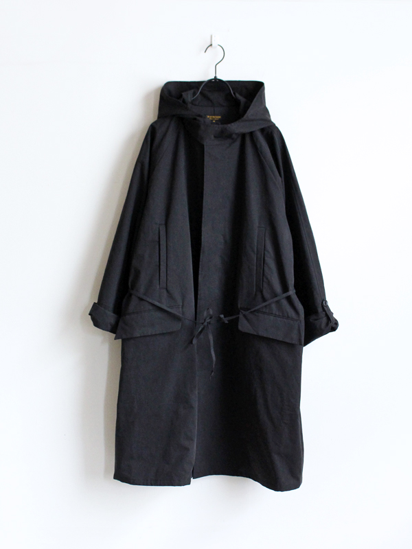 A Vontade Hooded Overcoat