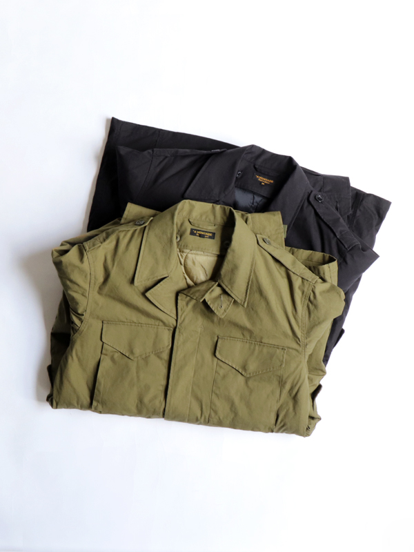 A Vontade M-43 Field Coat Modify w/Liner