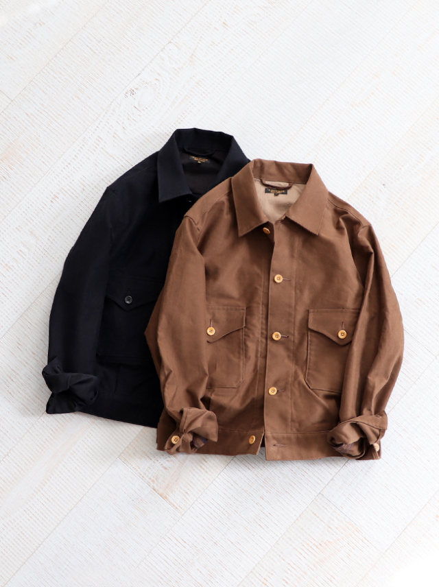 A Vontade IKE Short Jacket