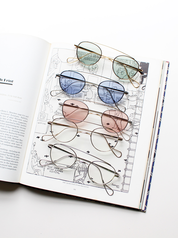 "Buddy Optical ""p"" Collection -his"