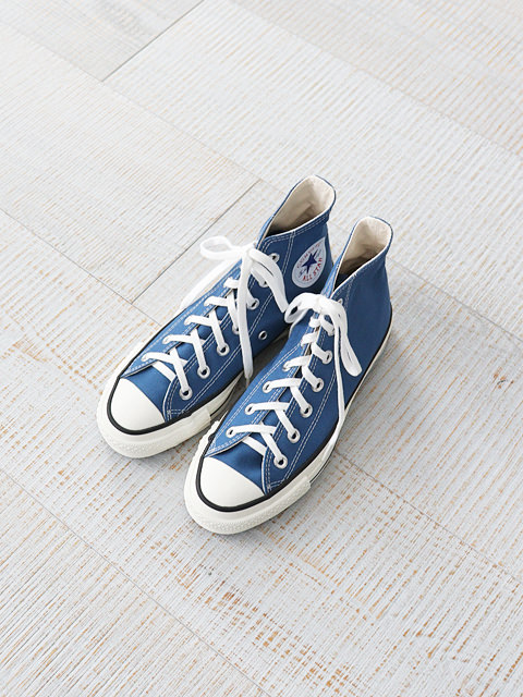 CONVERSE CANVAS ALL STAR J HI -LIGHTNAVY