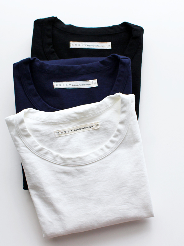 CURLY ADVANCE HS TEE