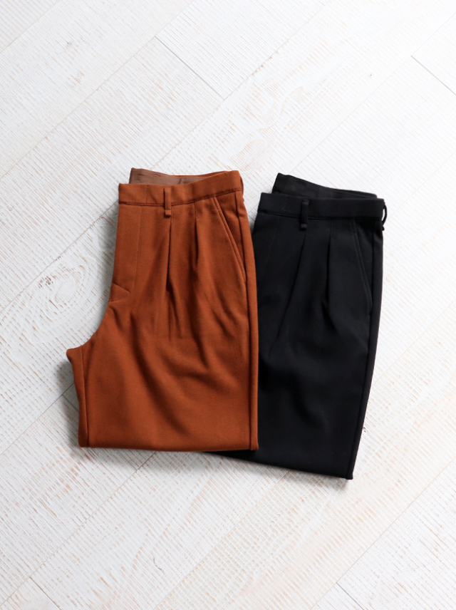 CURLY BLEECKER WD TROUSERS