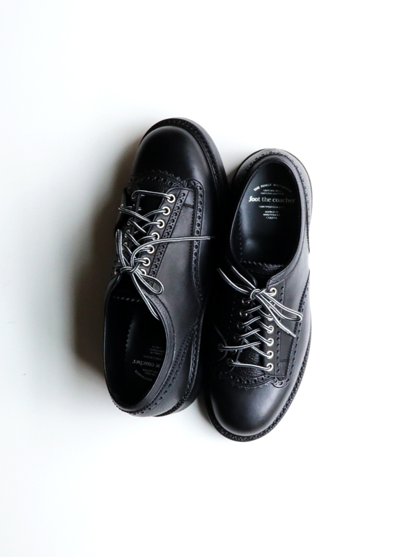 foot the coacher COMMAND SHOES / IMPERIAL SOLE