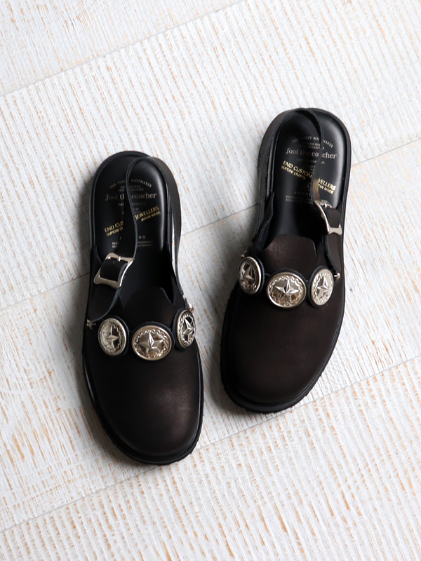 foot the coacher SS SANDALS -end customized