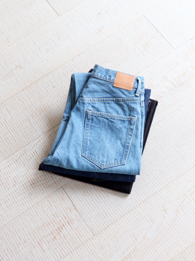 HATSKI Straight Denim -Used