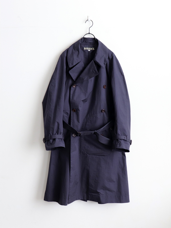 HAVERSACK High Density Weather Cloth Trench Coat